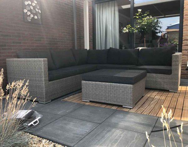 Goedkope Loungebank Tuin : Een mooie en goedkope loungebank tuin filatelie