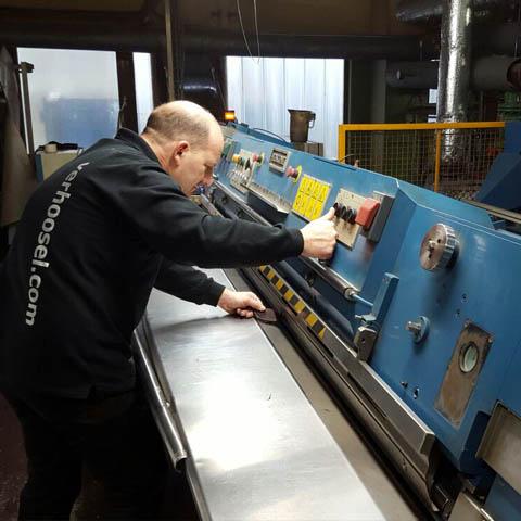 onderhoud machinepark
